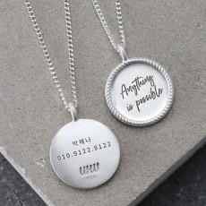 [KIDS] Mavin Coin Necklace