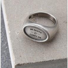Mavin Oval Ring VT